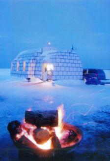Ice fishing lake of the woods ice fishing houses and for Ice fishing minnesota packages